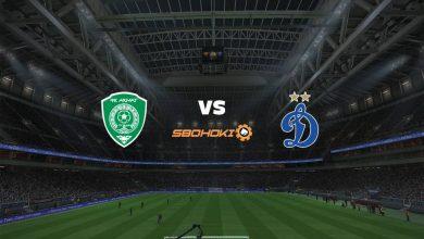 Photo of Live Streaming  Akhmat Grozny vs Dinamo Moscow 14 Agustus 2021