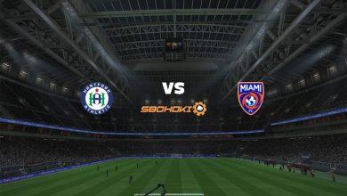 Photo of Live Streaming  Hartford Athletic vs Miami FC 4 Agustus 2021