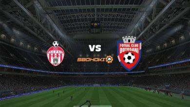 Photo of Live Streaming  Sepsi Sfantu Gheorghe vs FC Botosani 29 Agustus 2021