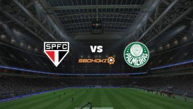 Photo of Live Streaming  São Paulo vs Palmeiras 11 Agustus 2021