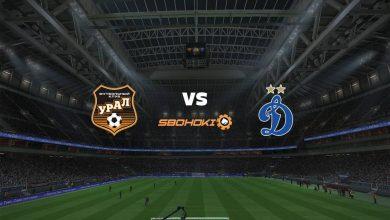 Photo of Live Streaming  FC Ural Ekaterinburg vs Dinamo Moscow 20 Agustus 2021