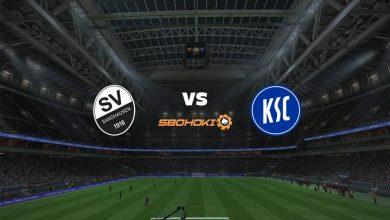 Photo of Live Streaming  SV Sandhausen vs Karlsruher SC 14 Agustus 2021