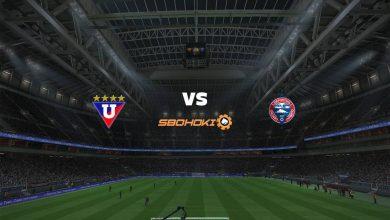 Photo of Live Streaming  Liga de Quito vs Olmedo 1 Agustus 2021