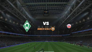 Photo of Live Streaming  Werder Bremen vs Hansa Rostock 29 Agustus 2021
