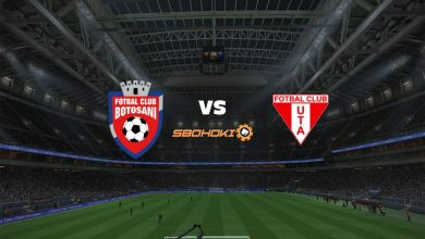 Photo of Live Streaming  FC Botosani vs UTA Arad 6 Agustus 2021