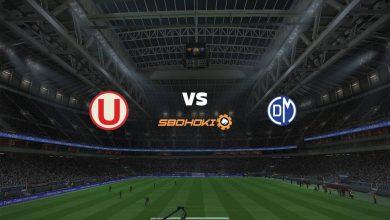 Photo of Live Streaming  Universitario vs Deportivo Municipal 19 September 2021