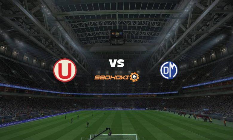 Live Streaming Universitario vs Deportivo Municipal 19 September 2021 1