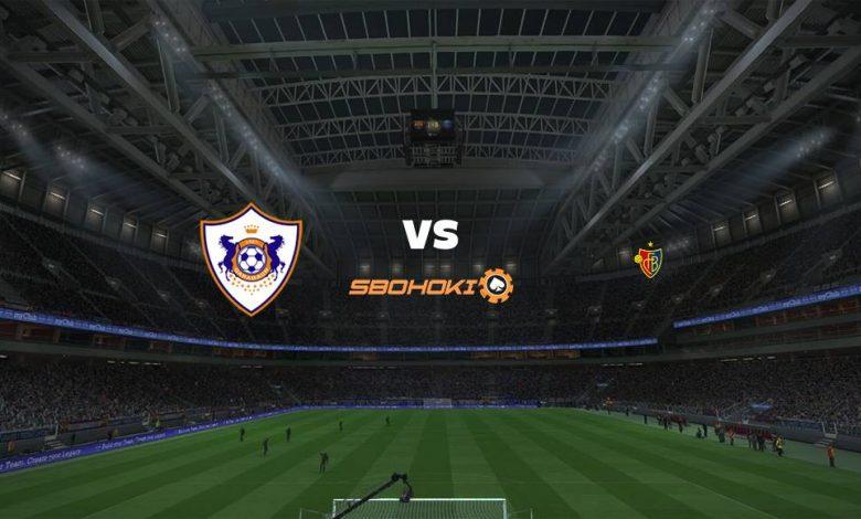 Live Streaming FK Qarabag vs FC Basel 16 September 2021 1