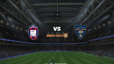 Photo of Live Streaming  Crotone vs Lecce 21 September 2021