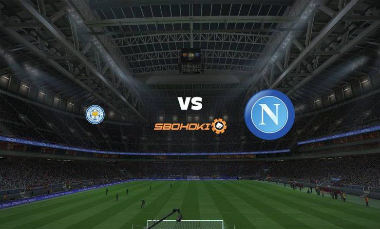 Live Streaming Leicester City vs Napoli 16 September 2021 1