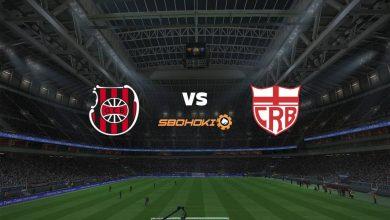 Photo of Live Streaming  Brasil de Pelotas vs CRB 21 September 2021
