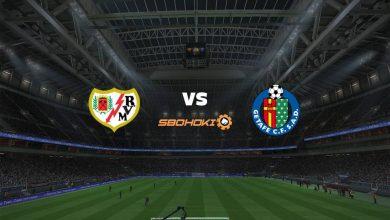 Photo of Live Streaming  Rayo Vallecano vs Getafe 18 September 2021
