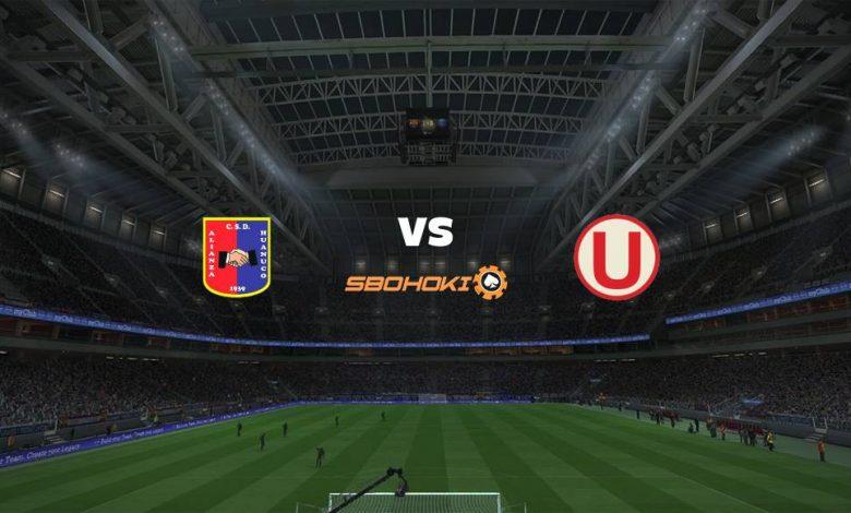 Live Streaming Alianza Universidad vs Universitario 23 September 2021 1