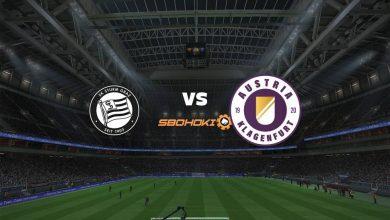 Photo of Live Streaming  SK Sturm Graz vs SK Austria Klagenfurt 12 September 2021