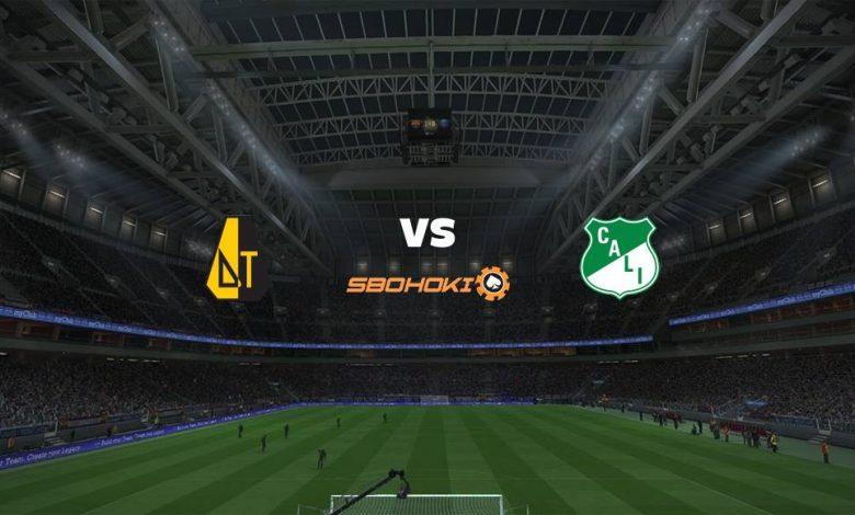 Live Streaming Deportes Tolima vs Deportivo Cali 19 September 2021 1