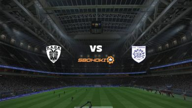 Photo of Live Streaming  PAOK Salonika vs Pas Giannina 12 September 2021