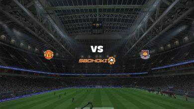 Photo of Live Streaming  Manchester United vs West Ham United 22 September 2021