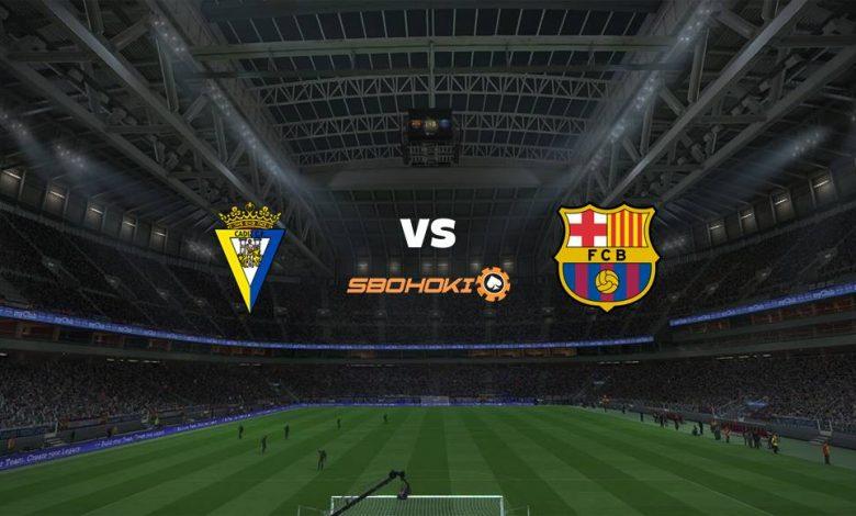 Live Streaming Cádiz vs Barcelona 23 September 2021 1