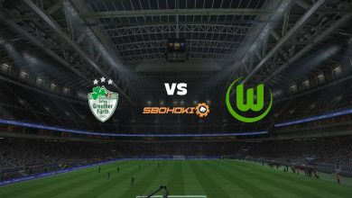 Photo of Live Streaming  SpVgg Greuther Furth vs Wolfsburg 11 September 2021