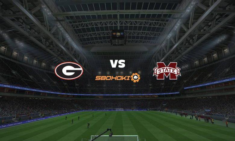 Live Streaming Georgia Bulldogs vs Mississippi State Bulldogs 23 September 2021 1