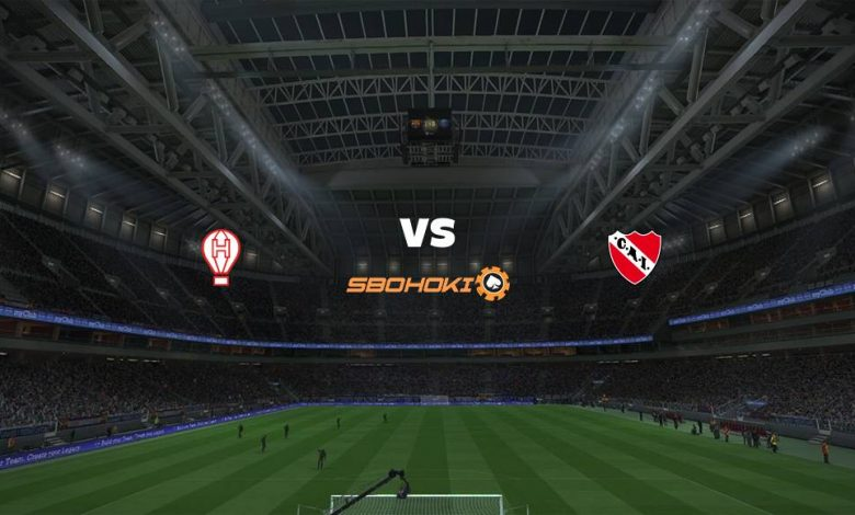 Live Streaming Huracán vs Independiente 19 September 2021 1