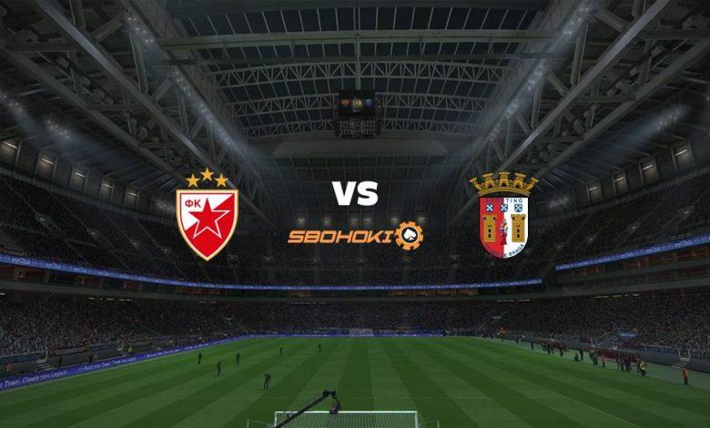 Live Streaming Red Star Belgrade vs Braga 16 September 2021 1