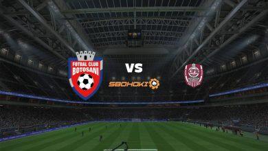 Photo of Live Streaming  FC Botosani vs CFR Cluj-Napoca 11 September 2021