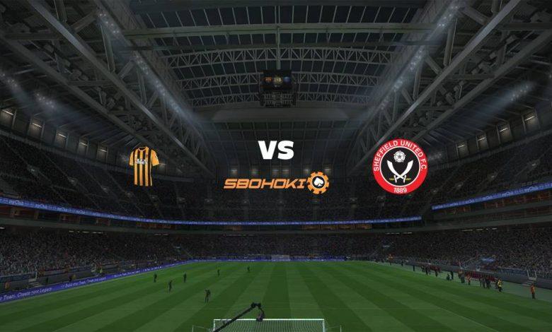 Live Streaming Hull City vs Sheffield United 18 September 2021 1