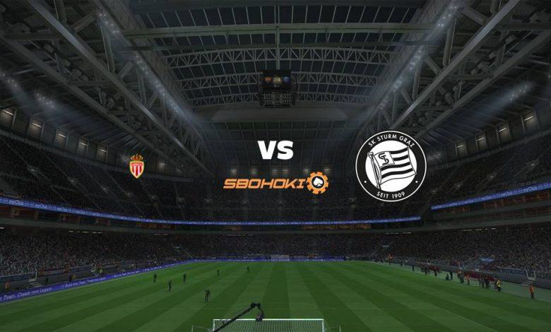 Live Streaming AS Monaco vs SK Sturm Graz 16 September 2021 1