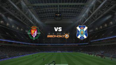 Photo of Live Streaming  Valladolid vs Tenerife 12 September 2021