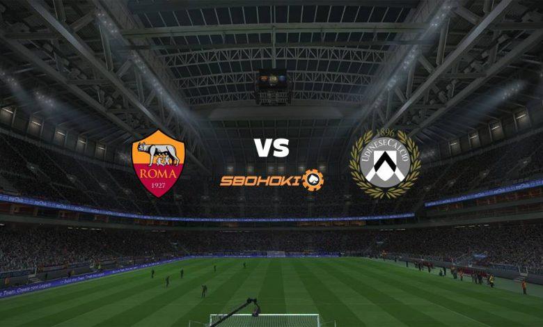 Live Streaming Roma vs Udinese 23 September 2021 1