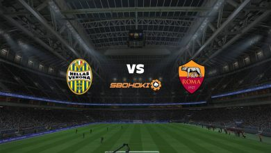 Photo of Live Streaming  Hellas Verona vs Roma 19 September 2021