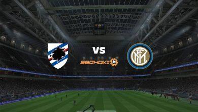 Photo of Live Streaming  Sampdoria vs Inter Milan 12 September 2021