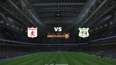 Photo of Live Streaming  América de Cali vs Deportes Quindío 4 September 2021