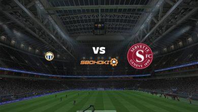 Photo of Live Streaming  FC Zürich vs Servette 21 September 2021