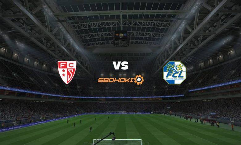 Live Streaming FC Sion vs FC Luzern 23 September 2021 1