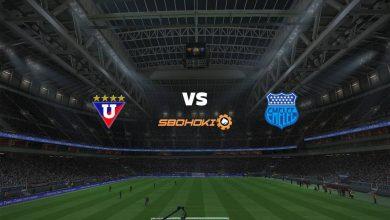 Photo of Live Streaming  Liga de Quito vs Emelec 20 September 2021