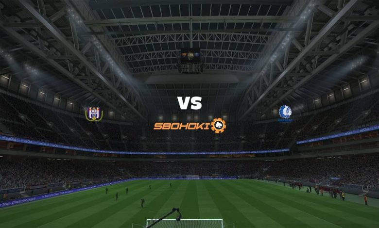 Live Streaming Anderlecht vs KAA Gent 23 September 2021 1