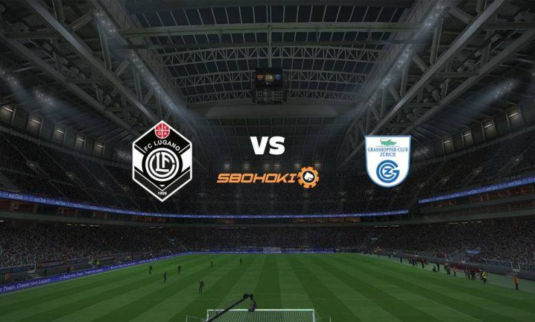 Live Streaming FC Lugano vs Grasshoppers 23 September 2021 1