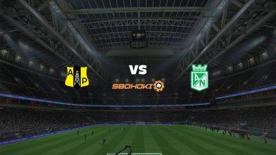 Photo of Live Streaming  Alianza Petrolera vs Atlético Nacional 5 September 2021